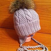 Аксессуары ручной работы. Ярмарка Мастеров - ручная работа шапочка для мальчика.. Handmade.