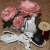 Материалы для творчества ручной работы. Ярмарка Мастеров - ручная работа Мотор для обматывания проволоки бумагой,нитками,люрексом. Handmade.