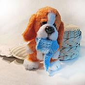 Для дома и интерьера handmade. Livemaster - original item Puppy Ginge. Handmade.