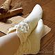 носки вязаные, гетры, шерстяные носки, носки для дома, домашняя обувь, носки для девочки, подарок для девушки, домашняя вязаная шерстяная обувь, сапожки для дома, подарок на Новый год