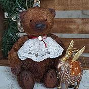 Куклы и игрушки ручной работы. Ярмарка Мастеров - ручная работа Мишка коллекционный. Handmade.