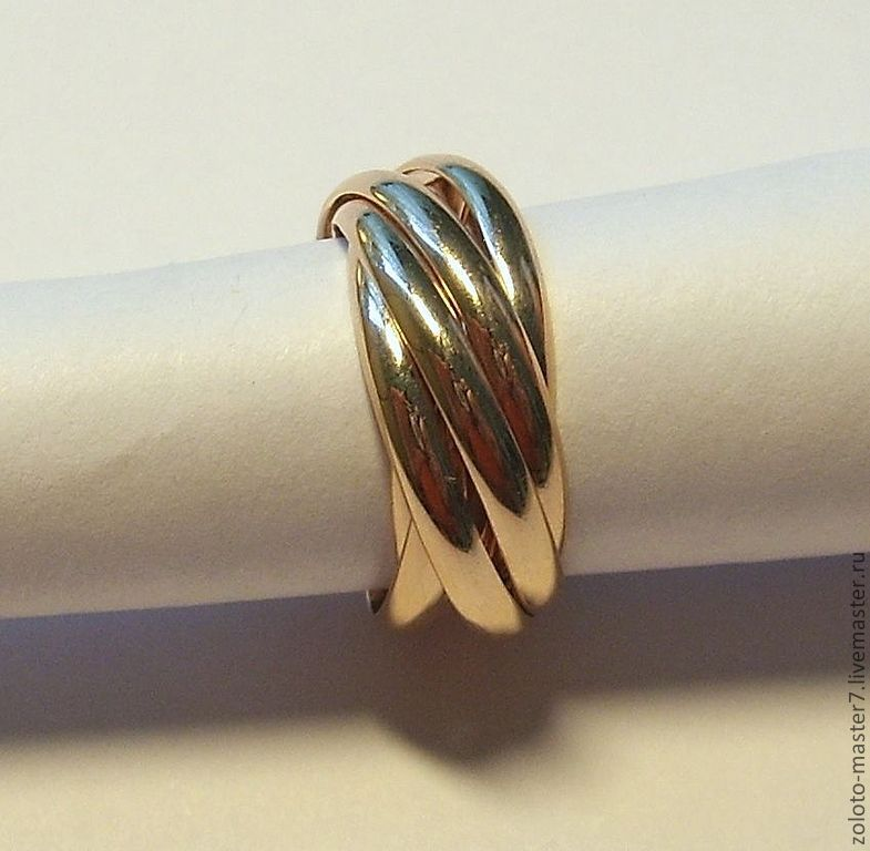In the photo the model is presented in gold. The cost of the ring in silver 2000 RUB.
