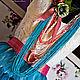 Одежда и аксессуары ручной работы. Ярмарка Мастеров - ручная работа. Купить Волшебное свадебное платье!. Handmade. Свадебное платье