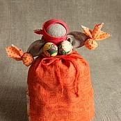 Куклы и игрушки ручной работы. Ярмарка Мастеров - ручная работа Кукла Благополучие - дом полная чаша!. Handmade.