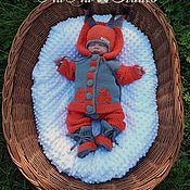 Работы для детей, handmade. Livemaster - original item Knitted to extract a set
