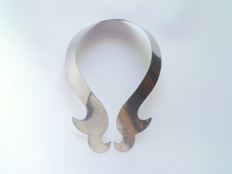 5 Фигурная основа для изготовления колье, Инструменты для вышивки, Тюмень,  Фото №1