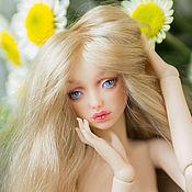 Куклы и игрушки ручной работы. Ярмарка Мастеров - ручная работа Sunny, шарнирная кукла. Handmade.