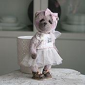 Куклы и игрушки handmade. Livemaster - original item Teddy Bear Doll interior. Handmade.