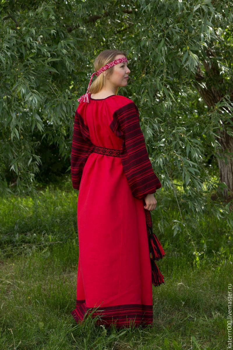 Красно платье доставка
