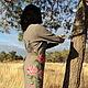 """Платья ручной работы. Заказать платье """"Розовые розы"""". Natt (sansan2006). Ярмарка Мастеров. Единственный экземпляр"""