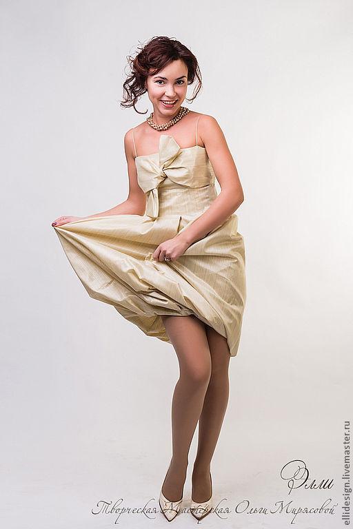 """Платья ручной работы. Ярмарка Мастеров - ручная работа. Купить Платье для Выпускного бала """"Тиффани"""". Handmade. Салатовый, платье для выпускного"""