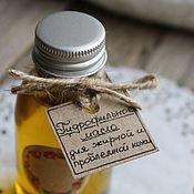 Гидрофильное масло ручной работы. Ярмарка Мастеров - ручная работа Гидрофильное масло для жирной и проблемной кожи. Handmade.