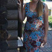 """Одежда ручной работы. Ярмарка Мастеров - ручная работа Платье """" Загадка """" продано. Handmade."""