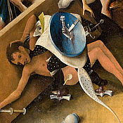 """Карты Таро ручной работы. Ярмарка Мастеров - ручная работа Метафорические Ассоциативные Карты """"Bosch"""". Handmade."""