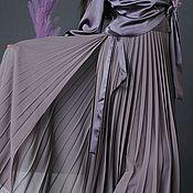Одежда ручной работы. Ярмарка Мастеров - ручная работа юбка гофре. Handmade.