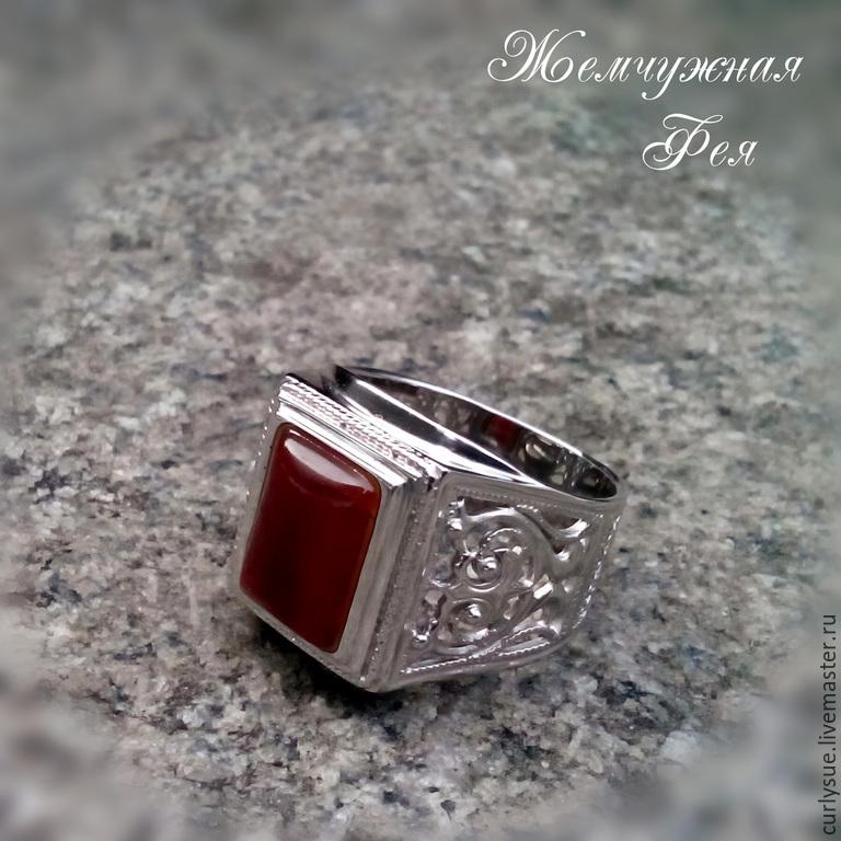 Серебряные кольца своими руками 837
