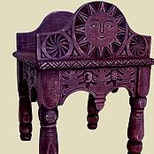 Для дома и интерьера handmade. Livemaster - original item Chair-stool baby Big boy. Handmade.
