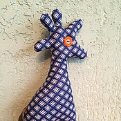 """Куклы и игрушки ручной работы. Ярмарка Мастеров - ручная работа Игруха """"Жирафа"""". Handmade."""