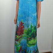 """Одежда ручной работы. Ярмарка Мастеров - ручная работа Платье  валяное  нарядное  """"La belle  robe """". Handmade."""