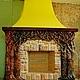 Ceramic stucco fireplace 'Windbreak', Fireplaces, Moscow,  Фото №1