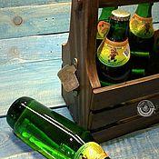 Подарки к праздникам handmade. Livemaster - original item The box opener bottle opener wood. Handmade.