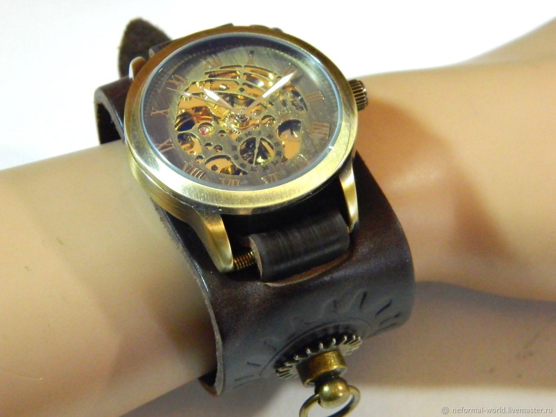 Steampunk Clock, Watches, Saratov,  Фото №1
