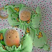 Куклы и игрушки ручной работы. Ярмарка Мастеров - ручная работа Для самых маленьких Куколка Звездочка. Handmade.