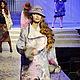 Верхняя одежда ручной работы. Пальто валяное Звуки Парижа. Robertelia -чудо-войлок. Интернет-магазин Ярмарка Мастеров.