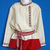 Русский стиль handmade. Livemaster - original item the color. Handmade.