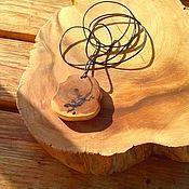 Украшения ручной работы. Ярмарка Мастеров - ручная работа подвеска ящерка. Handmade.
