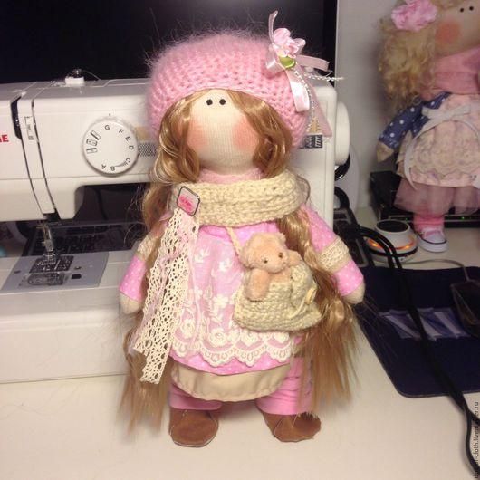 Куклы тыквоголовки ручной работы. Ярмарка Мастеров - ручная работа. Купить Интерьерная кукла. Handmade. Кукла ручной работы, на заказ