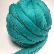 Материалы для творчества handmade. Livemaster - original item Australian Merino Laguna. Germany.19 MD. Wool.. Handmade.