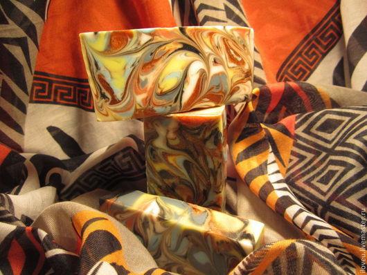 """Мыло ручной работы. Ярмарка Мастеров - ручная работа. Купить Мыло ручной работы """"Ветры Востока"""", восточный, этно, африка. Handmade."""