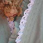 """Одежда ручной работы. Ярмарка Мастеров - ручная работа Платье""""Мятное утро"""". Handmade."""