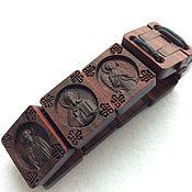 Украшения handmade. Livemaster - original item Bracelet with icons. Handmade.