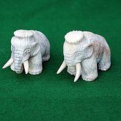 Для дома и интерьера handmade. Livemaster - original item Carved bone.Baby mammoth. Handmade.