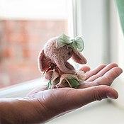 Куклы и игрушки ручной работы. Ярмарка Мастеров - ручная работа Осеннее настроение...(миниатюра). Handmade.
