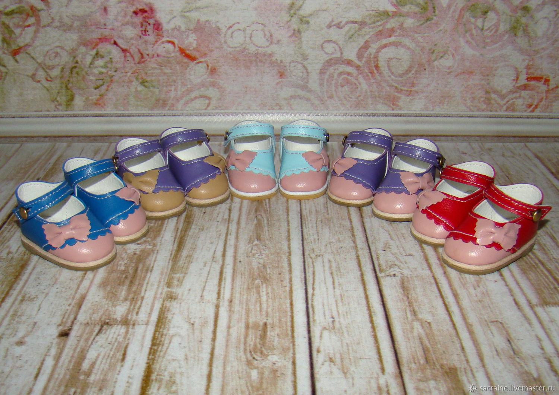 Туфельки для куклы Паола Рейна, Одежда для кукол, Санкт-Петербург,  Фото №1