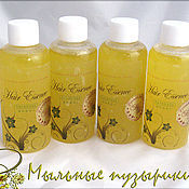 Косметика ручной работы handmade. Livemaster - original item Oil hair essence
