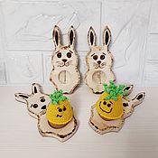 Сувениры и подарки handmade. Livemaster - original item Stand for Easter eggs.