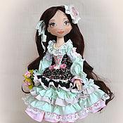 Куклы и игрушки ручной работы. Ярмарка Мастеров - ручная работа Виорика. Большая текстильная кукла.. Handmade.