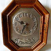 Винтаж ручной работы. Ярмарка Мастеров - ручная работа Винтажные часы .Германия.. Handmade.