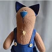Куклы и игрушки ручной работы. Ярмарка Мастеров - ручная работа Котёнок №2. Handmade.