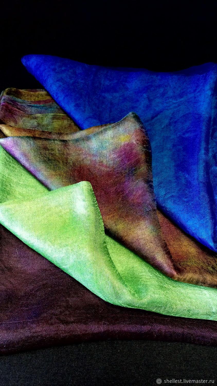 "Набор шелка ""Витраж №8"", Материалы для валяния, Москва,  Фото №1"