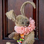 Куклы и игрушки ручной работы. Ярмарка Мастеров - ручная работа Мокачино 32 см без ушек. Handmade.