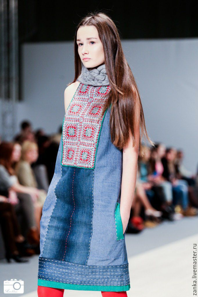 Crochet dress from the collection 'Sustrecha', Sundresses, Baranovichi,  Фото №1