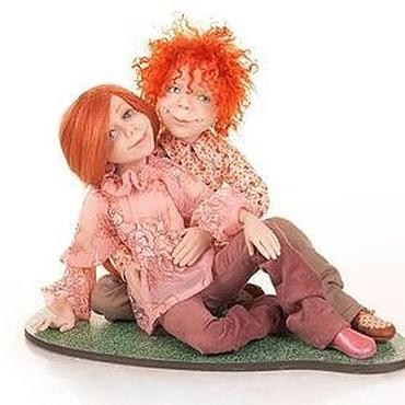 Куклы и игрушки ручной работы. Ярмарка Мастеров - ручная работа Летний вечер. Handmade.