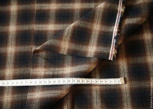Шитье ручной работы. Ярмарка Мастеров - ручная работа. Купить Японский фактурный хлопок.. Handmade. Черный, ткань, ткани