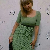 Одежда ручной работы. Ярмарка Мастеров - ручная работа Платье на осень-весну. Handmade.