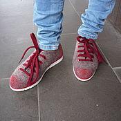 Обувь ручной работы handmade. Livemaster - original item Sneakers